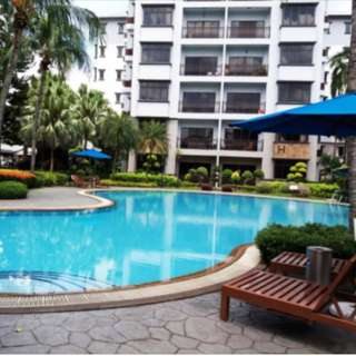 (For rent: Fully furnished resort- styled condo @ Cyberjaya!)