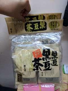 超平出清-日本京都名產 黑豆茶 袋裝即沖 補腎 抗衰老 養身