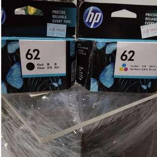 HP62 Ori Black&Colour Iink cartridge