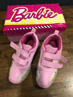 BArbie Roller Shoes