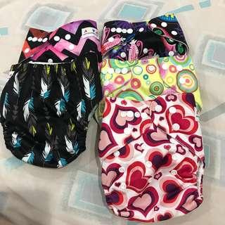 ALVA diaper Cloth
