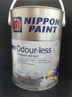 Nippon Paint Clearance