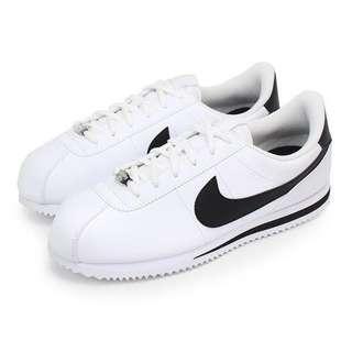 全新NIKE 阿甘鞋 Cortez Basic SL (GS) 經典復古鞋