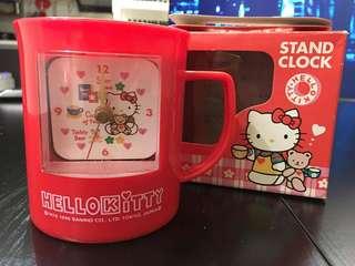 Hello Kitty鐘