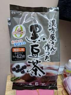 日本大阪 黑豆茶 抗衰老 養生 補腎