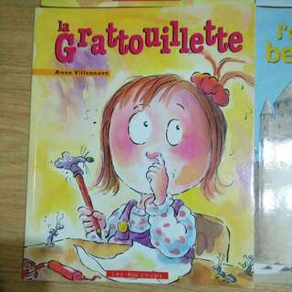 French Bk - La Grattouillette