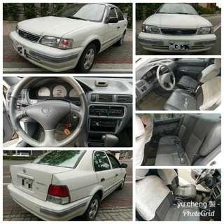 1999年豐田 TERCEL1.3