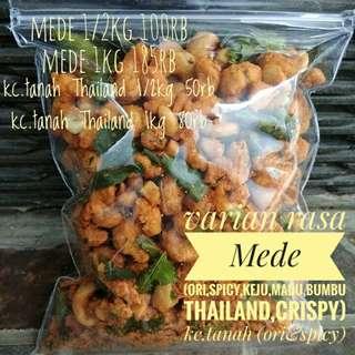 Kacang tanah Thailand