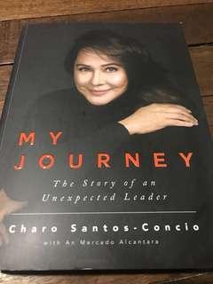 My Journey by Charo Santos Concio