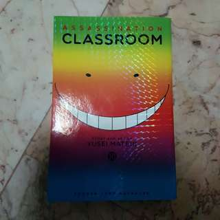 Assassination Classroom Volume 10