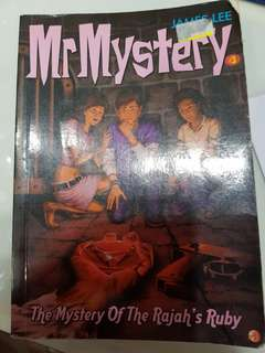 Mr Mystery #3 - The Mystery Of The Raja's Ruby