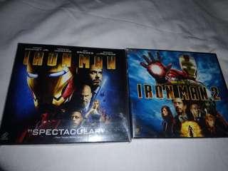 Iron Man VCD