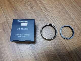 Fujifilm Lens Hood LH-X100