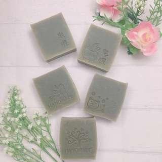 蕁麻葉洗髮皂