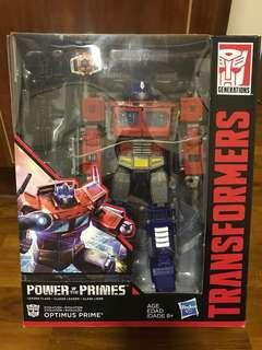 Power of the prime-Optimus Prime POTP