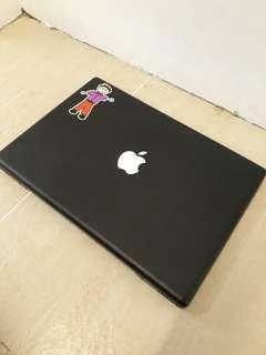 Macbook Black core 2 duo 4gb ram 13 inch