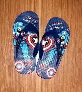Captain America Marvel Avengers Slippers for Kids