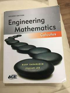 Engineering Mathematics Calculus