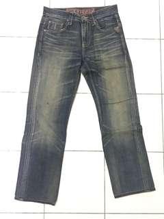 Preloved jeans chevignon size 30