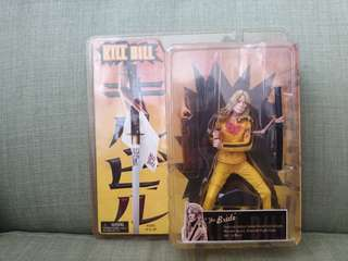 "Kill Bill 7"" Figure - The Bride"
