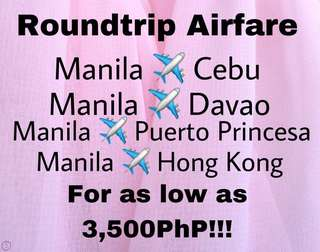 Airfare Ticket
