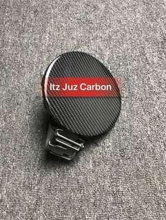 (Ready stock)Suzuki Swift sport Carbon fuel cover