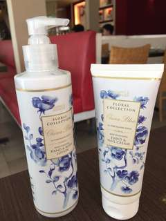 Marks&Spencer body lotions &hand,nail cream