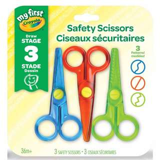 Crayola: My First Crayola Stage 3 Safety Scissors (811458)