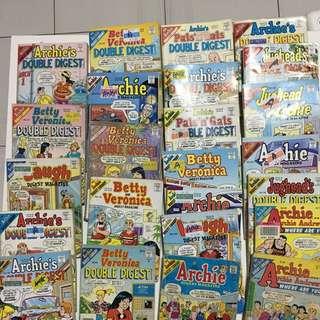 Comics book everything $20