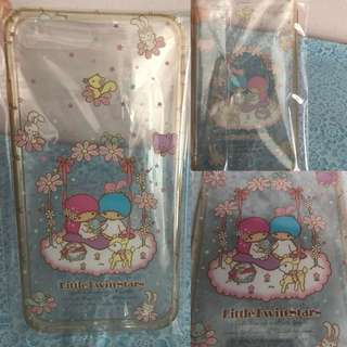 Sanrio Little Twin Stars IPhone 7 Plus cover 7+