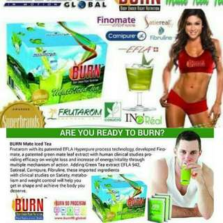 Weight loss and firm body?  Burn Ice Tea May help you.