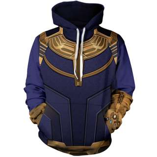 Destroyer of Worlds Hoodie Avengers Infinity War Thanos