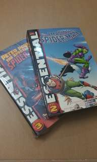 ESSENTIAL The Amazing Spiderman Vol.2 and 3
