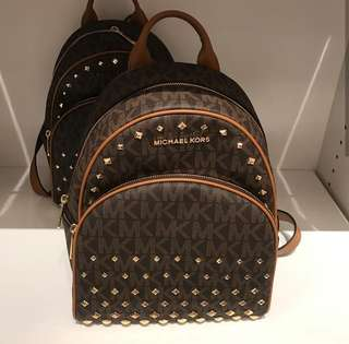 Michael Kors Abbey Backpack medium