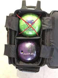 14lbs RH Motiv Jackal Ghost Bowling Ball