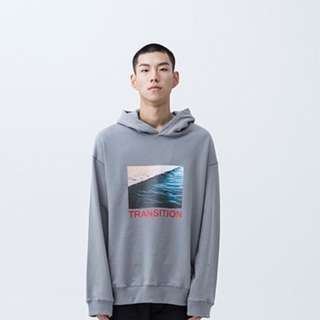 51PERCENT TRANSITION HOODIE Korea 帽踢 帽T