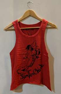 Stoked Inc. Surfer Chick Top