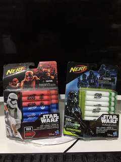 Nerf bullets rouge one the force awakens
