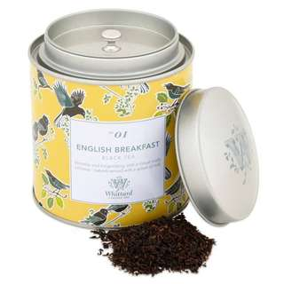 Tea Discoveries English Breakfast Caddy
