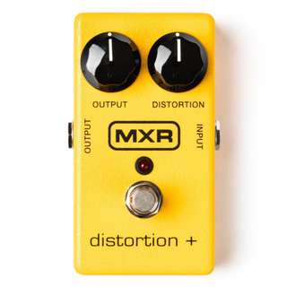 DUNLOP MXR 破音效果器 DISTORTION+ M104