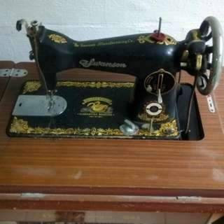 Antique Sewing Machine (Swanson)