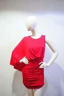 BCBG one shoulder dress Zara Forever 21 Topshop