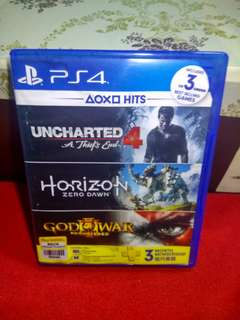 Uncharted 4/Horizon Zero Dawn