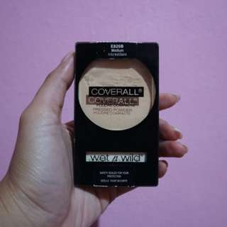 WetnWild CoverAll pressed powder