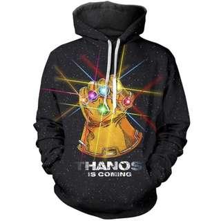Gauntlet Unisex Hoodie Avengers Infinity War
