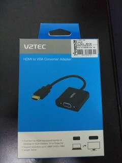 Vztec HDMI to VGA converter