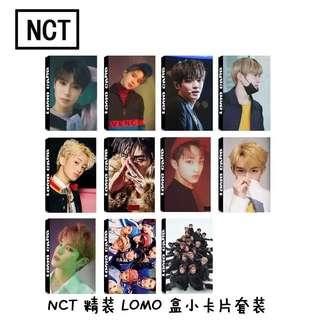 NCT LOMO CARDS 30 PCS