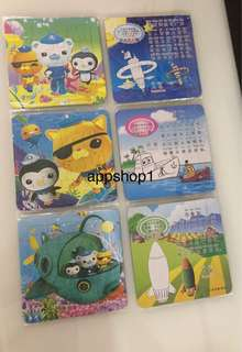 Octonauts puzzles- goodies bag, goody bag gift, goodie bag packages or party door gift