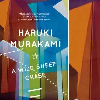 A Wild Sheep Chase (The Rat #3) by Haruki Murakami