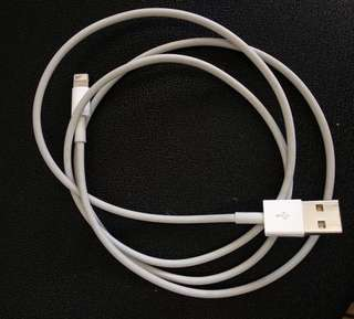 Apple Lightning cable original